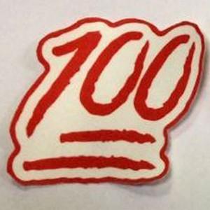 100 one hundred