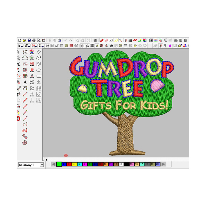 2013 new fashionable patch work blouse designs cumdrop tree Featured Image
