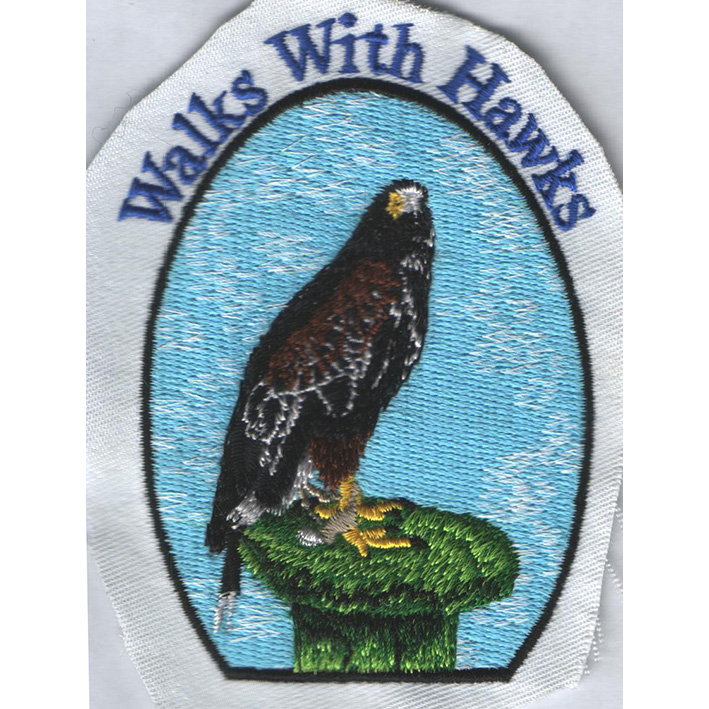 walks with hawks embroidery digitizing Featured Image