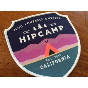 DWP Patch HIPCAMP