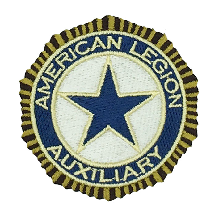 Hat Digitizing american legion Heat Seal Embroidery Patch Manufacturer Featured Image