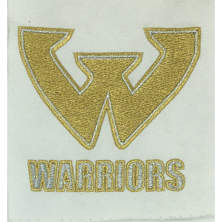 metal-wire– warriors embroidery digitizing Featured Image