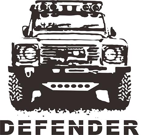 defensive  logo vector conversion service Featured Image
