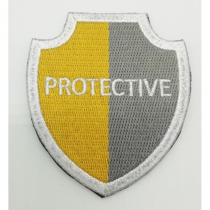 proiective logo  embroidery patch