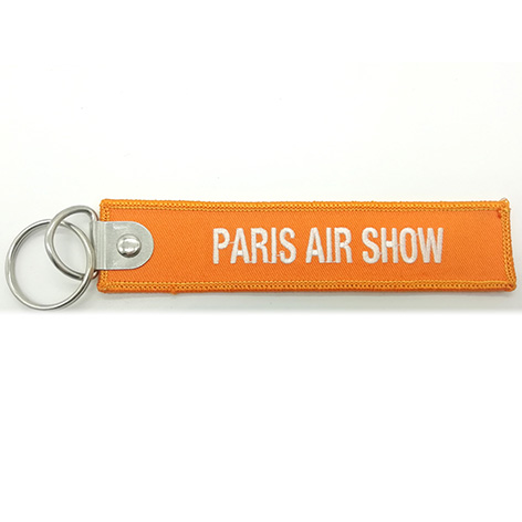 custom embroidered keychains paris ait show Featured Image