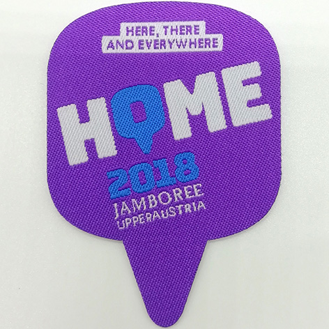 custom woven sewing label HOME Featured Image
