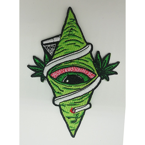 customized stick on canada patch embroidered Featured Image