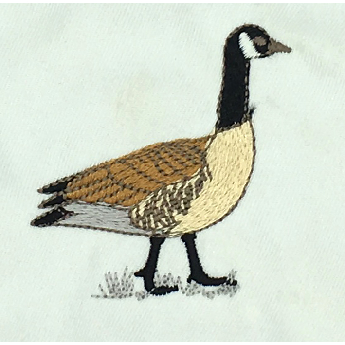 custom duck logo embroidery digitizing Featured Image