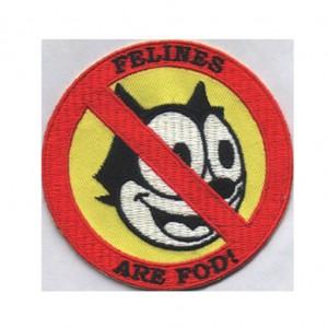 China Wholesale Sew On Badges - felines sample – Printemb