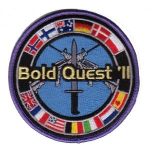 Wholesale OEM/ODM Nylon Patch - bold quest'll – Printemb