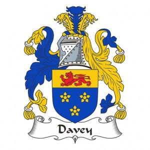 davey logo sublimation patch