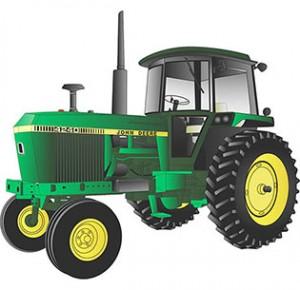 tractor printing vector conversion service