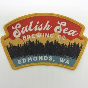 bedding article edmonds  special woven labels