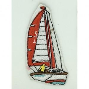 sailing ship embroidery digitizing